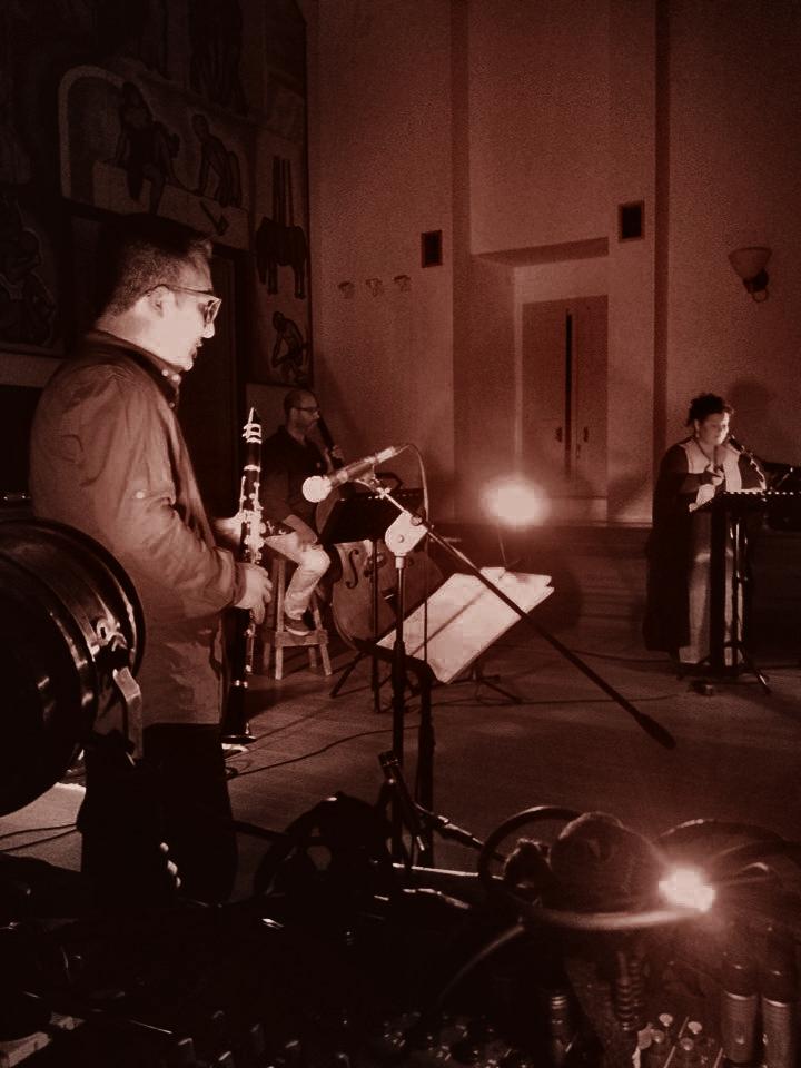 ROSSO MALPELO - musiche originali scritte ed eseguite da CARMELO SALEMI - riadattamento testo RITA ABELA