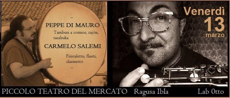 CARMELO SALEMI PEPPE DI MAURO