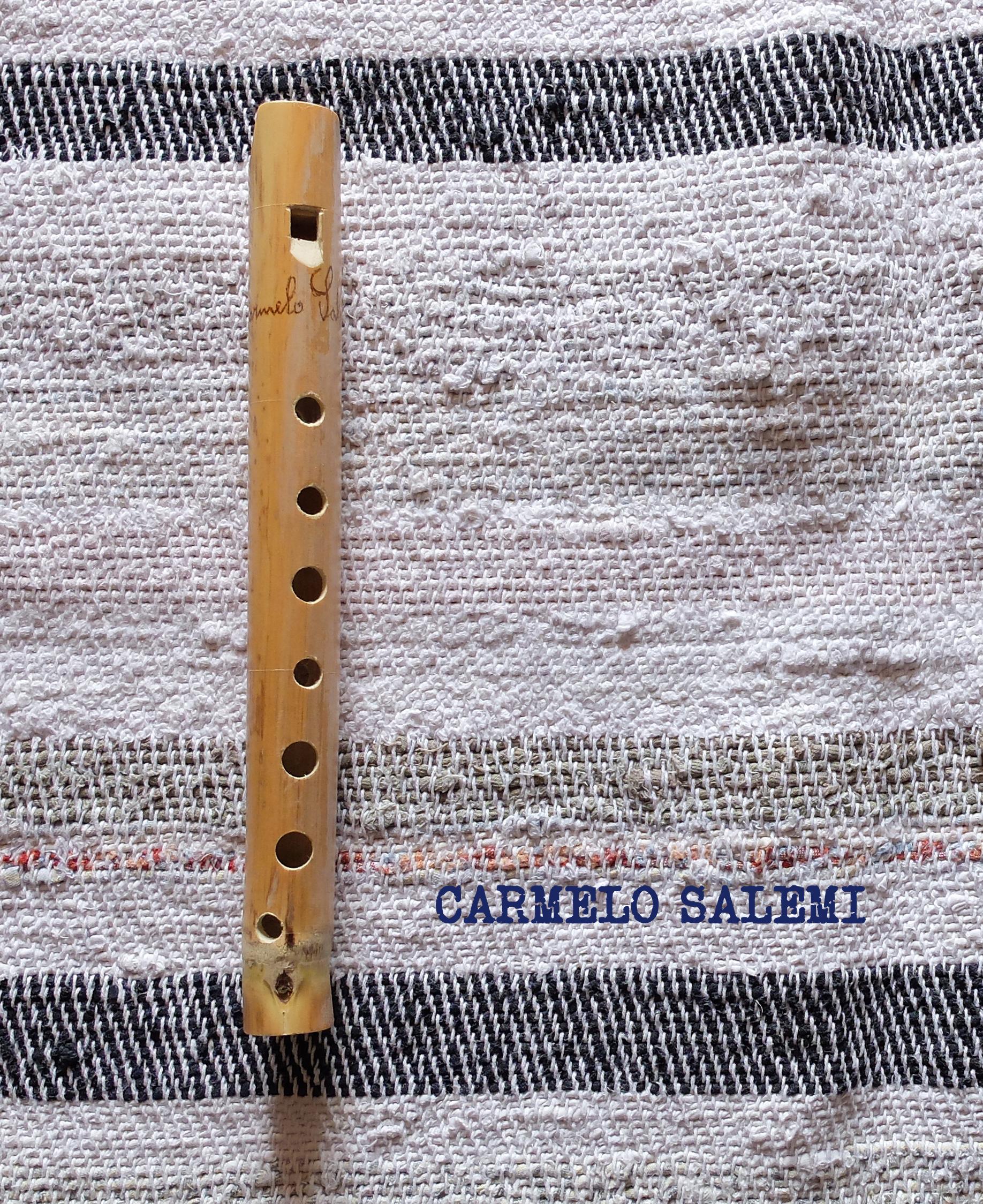 CARMELO SALEMI FRISCALETTU