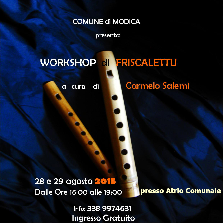 workshop a Modica copia
